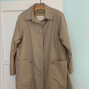 Towne from London Fog Double Lined Trench Coat